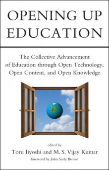 Logo for Opening Up Education: The Collective Advancement of Education through Open Technology, Open Content, and Open Knowledge