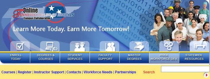 Logo for Workforce Development Online