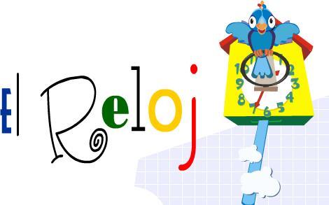Logo for El reloj