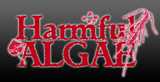 Logo for Harmful Algae