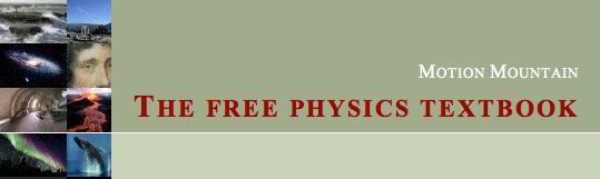 Logo for Motion Mountain Physics Textbook