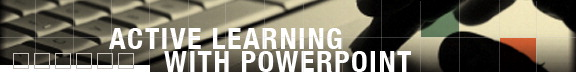 Logo for Active Learning with PowerPoint