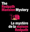 Logo for The Redpath Mansion Mystery